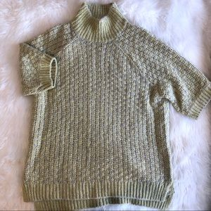 Victoria Secret • Yellow Short Sleeve Sweater
